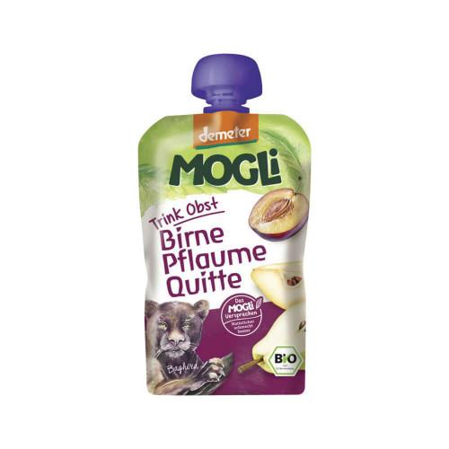 MOGLI Moothie Pflaume-Birne-Quitte dem Btl 100 g