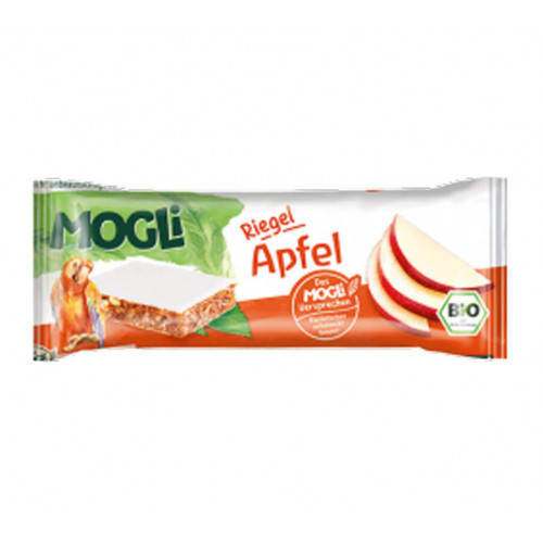 MOGLI Riegel Apfel Bio 25 g