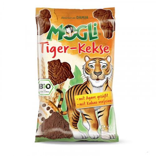 MOGLI Tiger Keks Mini Bio 50 g