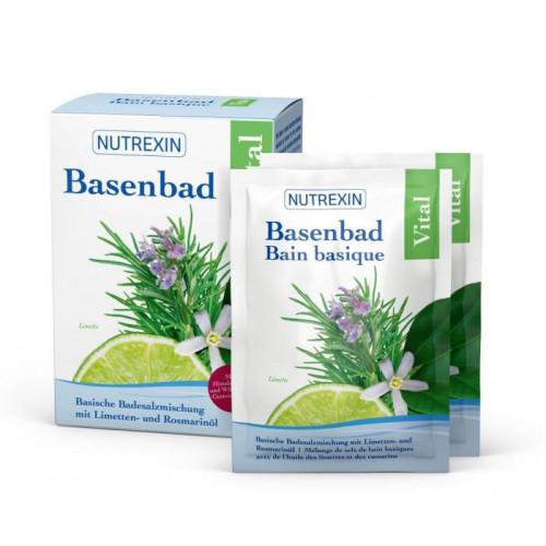 NUTREXIN Basenbad Vital 6 Btl 60 g