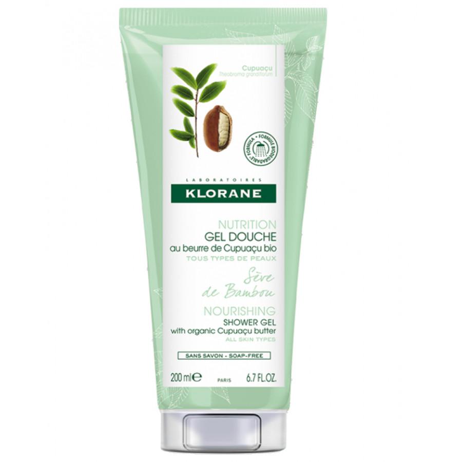 Hier sehen Sie den Artikel KLORANE Duschgel Bambussaft 200 ml aus der Kategorie Duschmittel und Peeling. Dieser Artikel ist erhältlich bei unseredrogerie.ch