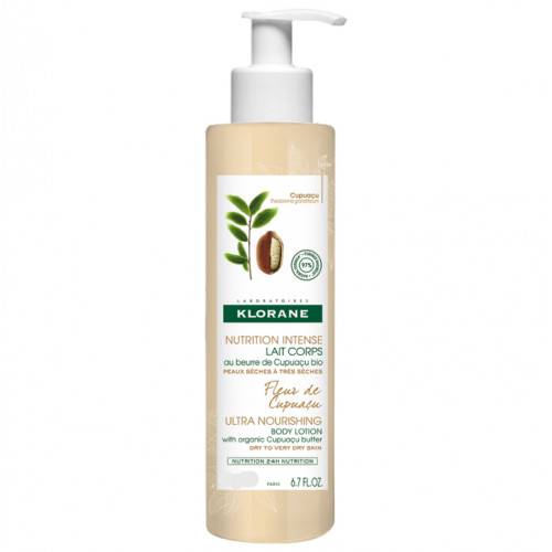 KLORANE Bodylotion Cupuaçublüte 400 ml