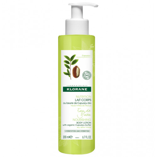 KLORANE Bodylotion Yuzuwasser 400 ml