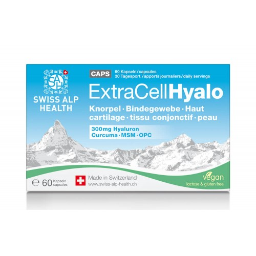 EXTRA CELL HYALO Kaps 60 Stk