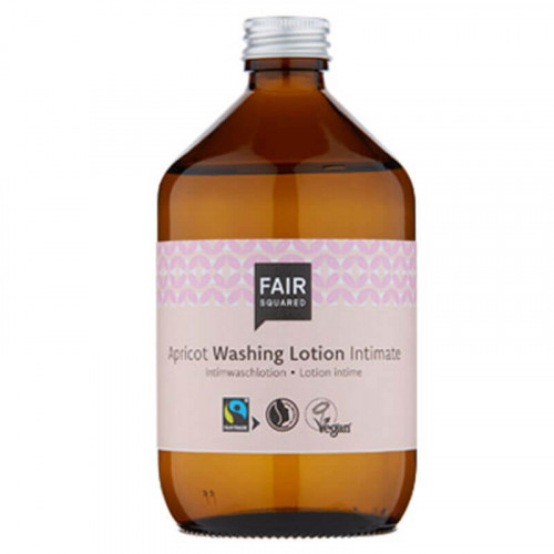 FAIR SQUARED Intimate Wash Lot Apric 100 ml