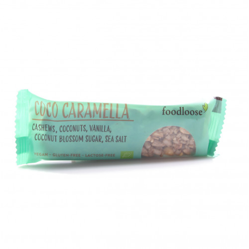 FOODLOOSE Coco Caramella Nussriegel 35 g