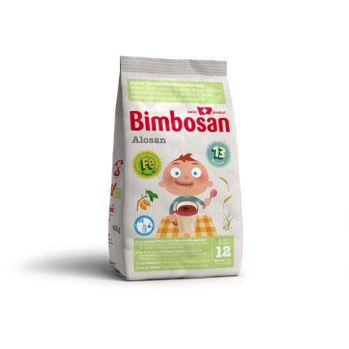 BIMBOSAN Alosan Kakao Btl 400 g