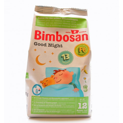 BIMBOSAN Good Night Btl 400 g
