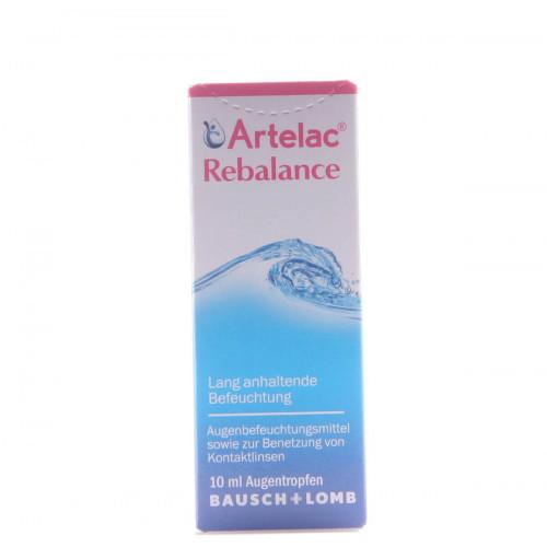 ARTELAC Rebalance Gtt Opht Fl 10 ml