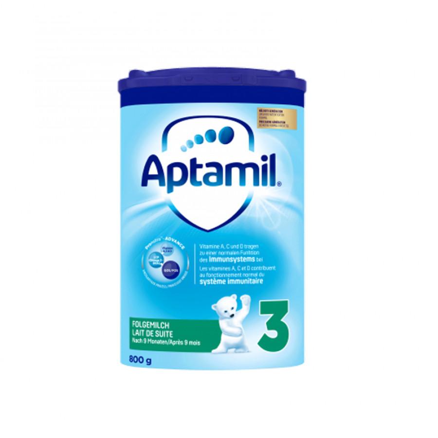 Hier sehen Sie den Artikel MILUPA Aptamil 3 EaZypack 800 g aus der Kategorie Milch und Schleim. Dieser Artikel ist erhältlich bei apothekedrogerie.ch