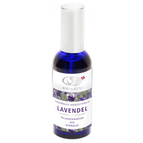 AROMALIFE Pflanzenwasser Lavendel Spr 100 ml