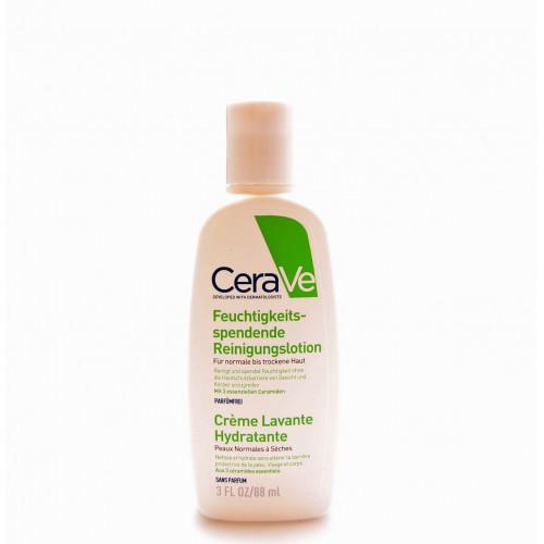 CERAVE Feuchtigkeitsspendende Reinigungslot 88 ml