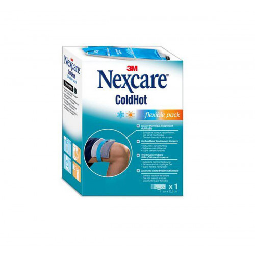 3M NEXCARE ColdHot Bio Gel Flexible Gelkompresse 23.5x11cm