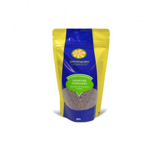 SONNENKORN Indische Flohsamenschalen Bio 99% 220 g