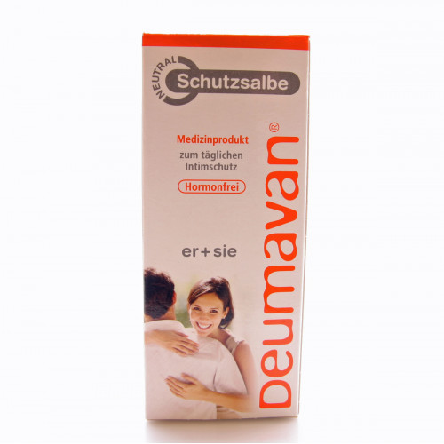DEUMAVAN Neutral Schutzsalbe Tb 125 ml