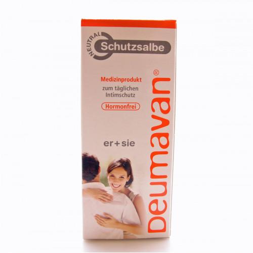 DEUMAVAN Neutral Schutzsalbe Tb 50 ml