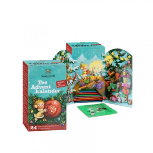SONNENTOR Adventkalender Tee Btl 24 Stk