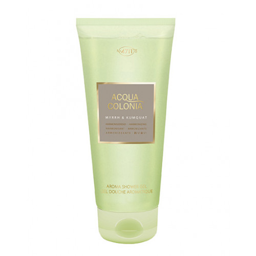 4711 ACQUA COLONIA Myrrh&Kumq Shower Gel 200 ml