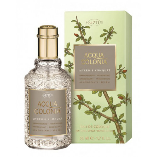 4711 ACQUA COLONIA Myrrh&Kumq EDC Spl&Spr 50 ml