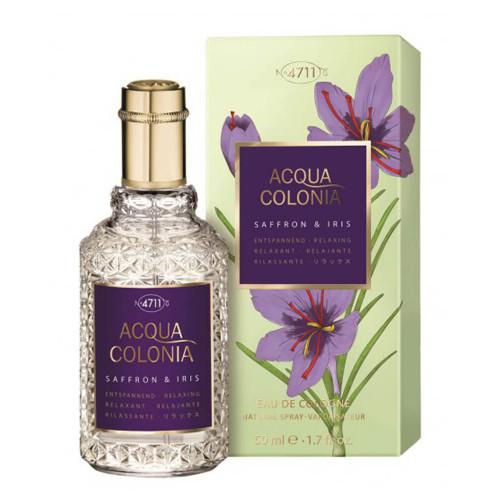 4711 ACQUA COLONIA Saff &Iris EDC Spl&Spr 50 ml