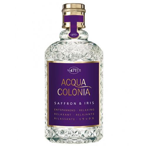 4711 ACQUA COLONIA Saff &Iris EDC Spl&Spr 170 ml