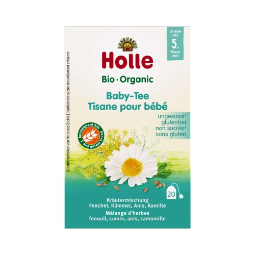 HOLLE Baby Tee Bio 20 Btl 1.5 g