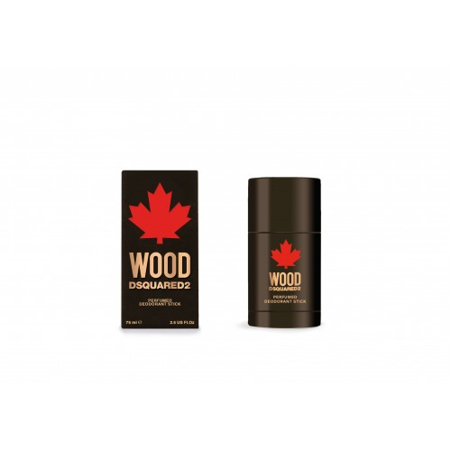 DSQUARED² WOOD HOMME Perfumed Deo Stick 75 g