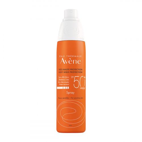 AVENE Sonnenspray SPF50+ 200 ml