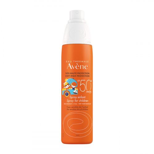 AVENE SUN Kindersonnenspray SPF50+ 200 ml