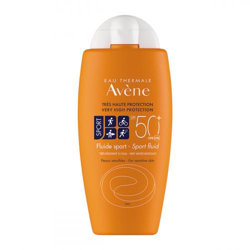 AVENE Sonnenfluid Sport SPF50+ 100 ml