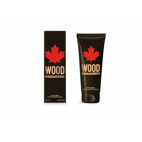 DSQUARED² WOOD HOMME Perfumed After Sh Balm 100 ml