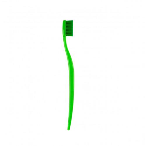 BERLIN BIOBRUSH Zahnbürste Erwachsene grün Btl
