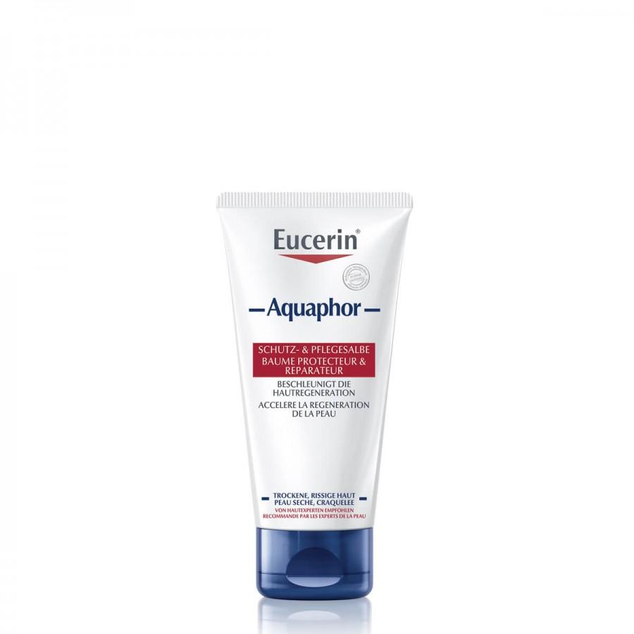 Hier sehen Sie den Artikel EUCERIN Aquaphor Schutz-und Pflegesalbe Tb 45 ml aus der Kategorie Körpermilch/Creme/Lotion/Oel/Gel. Dieser Artikel ist erhältlich bei unseredrogerie.ch