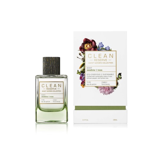 CLEAN AVANT Garden Sweetbriar & Moss EDP 100 ml