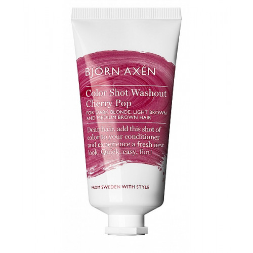 AXEN CARE Color Shot Washout Cherry Pop 50 ml