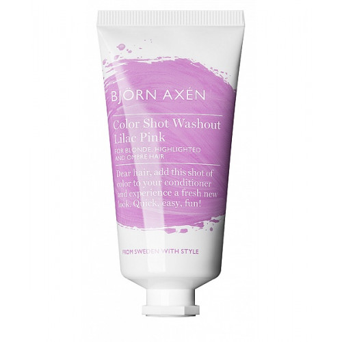 AXEN CARE Color Shot Washout Lilac Pink 50 ml
