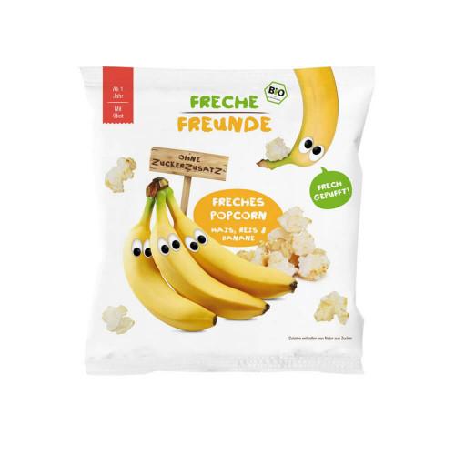 FRECHE FREUNDE Freches Popcorn Mais Reis&Bana 20 g