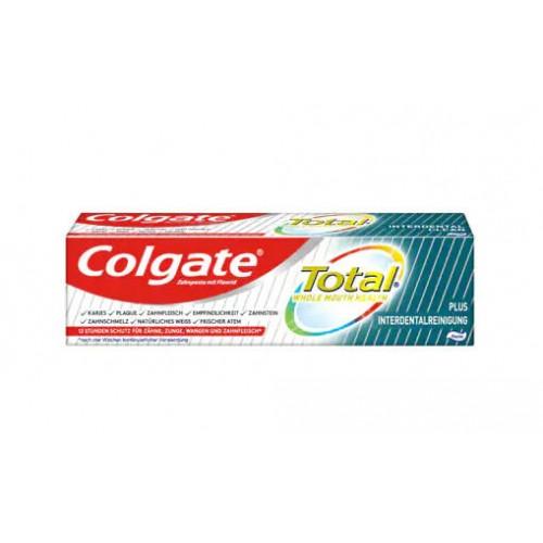 COLGATE Total PLUS INTERDENTALREINIGUNGS Zahnpasta 75 ml