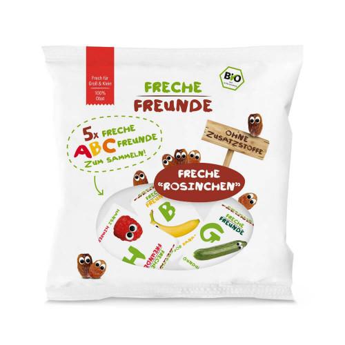 FRECHE FREUNDE Freche Rosinchen 5 Btl 14 g
