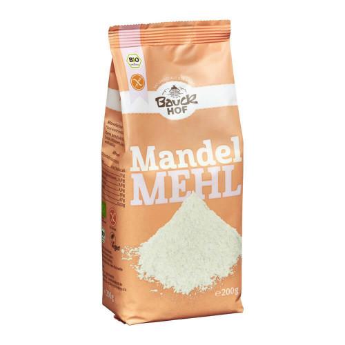 BAUCKHOF Mandelmehl Btl 200 g
