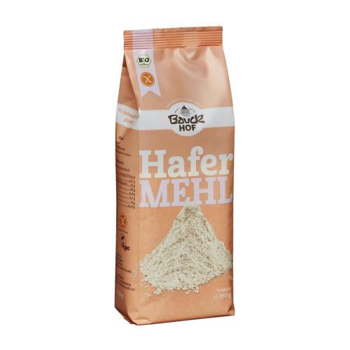 BAUCKHOF Hafermehl Vollkorn glutenfrei 350 g