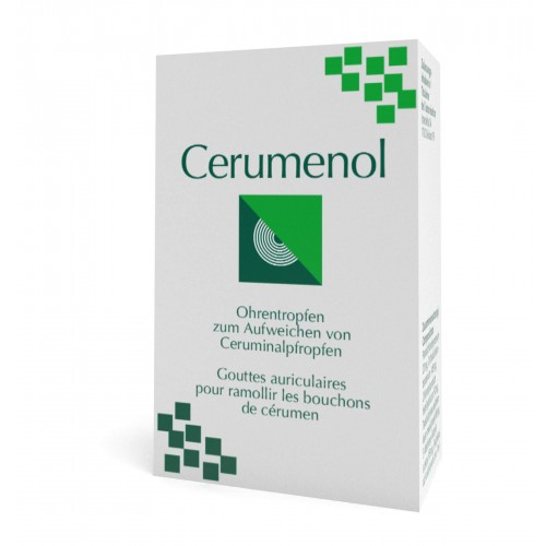 CERUMENOL Gtt Auric Fl 10 ml