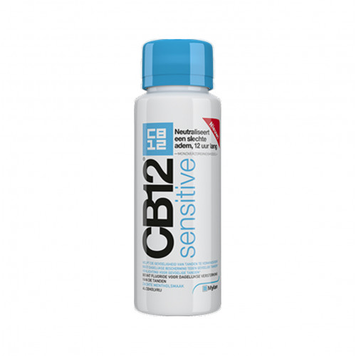 CB12 sensitive Mundspülung Fl 250 ml
