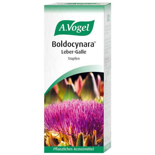 VOGEL Boldocynara Leber-Galle Tropfen Fl 50 ml