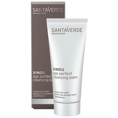 SANTAVERDE XINGU age perfect cleansing balm 100 ml