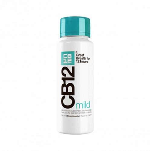 CB12 mild Mundpflege Fl 250 ml