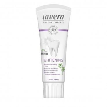 LAVERA Zahncreme whitening Tb 75 ml