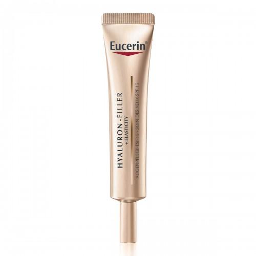 EUCERIN HYALURON-FILLER+Elasticity Augenpflege 15 ml
