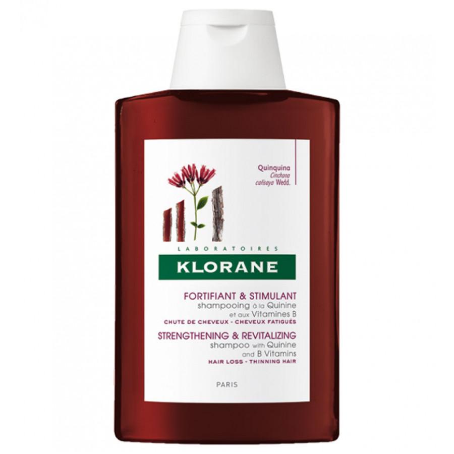 Hier sehen Sie den Artikel KLORANE Chinin-Shampoo (neu) 400 ml aus der Kategorie Haar-Shampoo. Dieser Artikel ist erhältlich bei unseredrogerie.ch