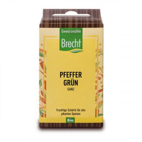 BRECHT Pfeffer grün ganz Bio refill Btl 10 g